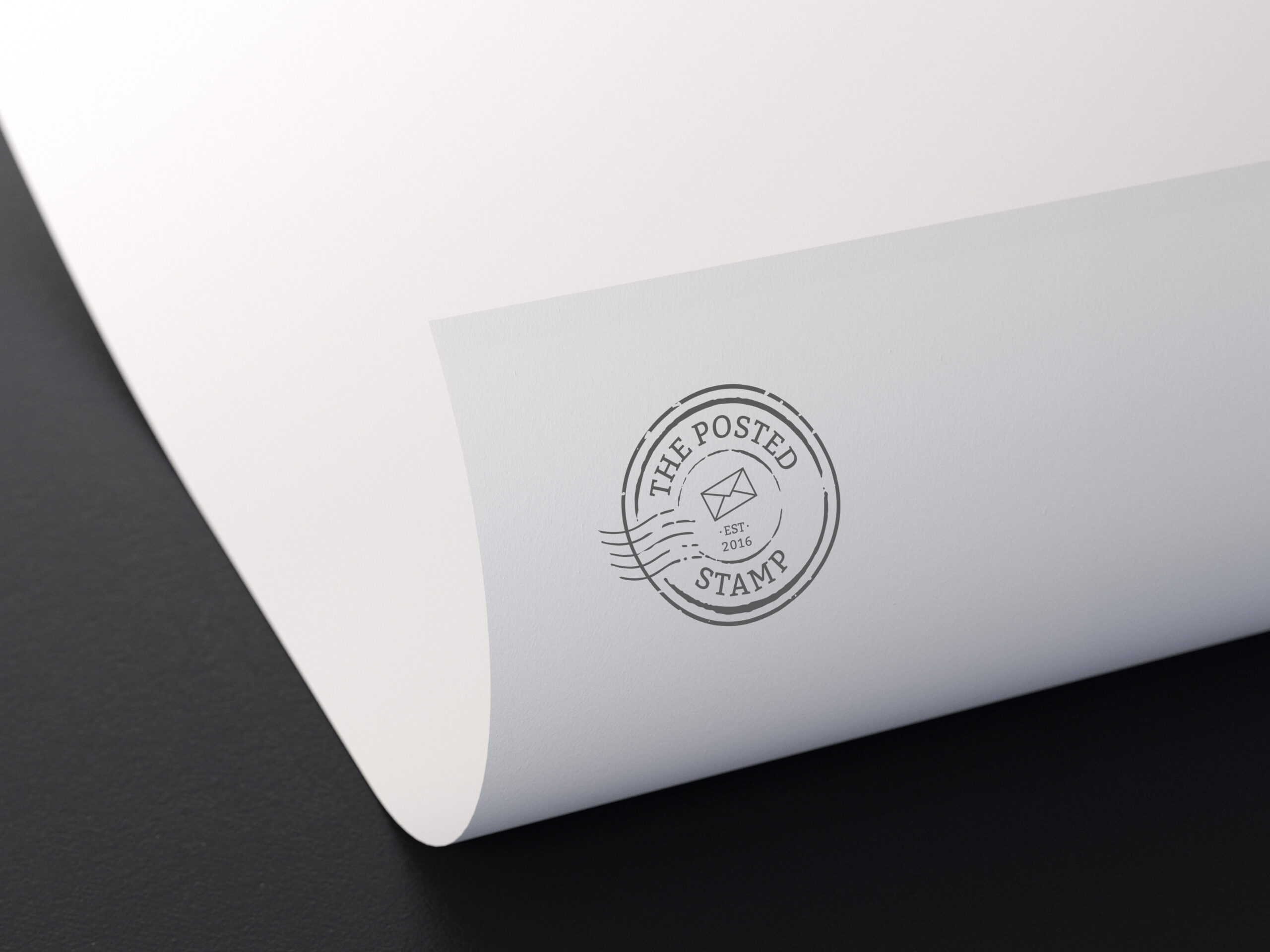 The Posted Stamp - Branding